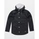 HURLEY Mac-A-Frame Black Mens Jacket