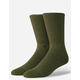 STANCE Icon 2 Olive Mens Crew Socks