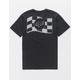 FOX Podium Black Mens T-Shirt