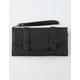 Foldover Straps Wristlet Wallet
