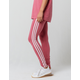 ADIDAS 3 Stripes Pink Womens Leggings