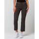 IVY & MAIN Stripe Kick Crop Womens Flare Pants