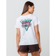 VANS Skimmer World Tour Womens Tee