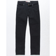 LEVI'S 511 Made To Play Stretch Black Boys Slim Jeans