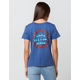 VANS Skimmer Out There Womens Tee