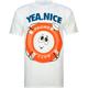 YEA.NICE Yacht Club Mens T-Shirt