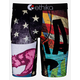 ETHIKA Cali Cation Staple Boys Boxer Briefs