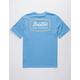 BRIXTON Jolt Blue Mens T-Shirt