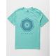 VISSLA Burst Mens T-Shirt