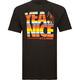 YEA.NICE Poncho Thomas Mens T-Shirt