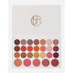 BH COSMETICS Noveau Neutrals 26 Color Shadow & Blush Palette