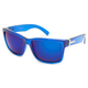 BLUE CROWN Rectangle Mens Sunglasses