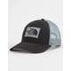THE NORTH FACE Mudder Trucker Black & Gray Mens Hat