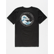 HURLEY Hokusai Mens T-Shirt