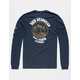 RIP CURL Salt Washed Navy Mens T-Shirt