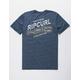 RIP CURL Balance Mock Twist Mens T-Shirt