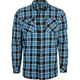 BURNSIDE Groves Mens Flannel Shirt