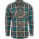 SUBCULTURE Billy Mens Flannel Shirt