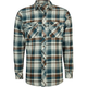 SUBCULTURE Baxter Mens Flannel Shirt