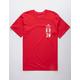 KR3W The Original Red Mens T-Shirt