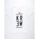 KR3W We Run This Mens T-Shirt