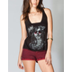 SULLEN Moth Womens Lace Back Tank