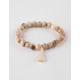 FULL TILT Tassel Beaded Bracelet