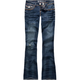 HYDRAULIC Back Flap Womens Bootcut Jeans