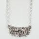 ROCK REBEL Sugar Skulls Necklace
