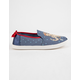 DISNEY x Toms Snow White Deconstructed Alpargata Womens Slip-On Shoes