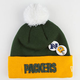 NEW ERA Button Up Packers Beanie