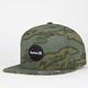 HURLEY Krush Flamo Mens Snapback Hat