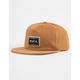RVCA Pace Mens Snapback Hat