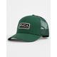 RVCA Ticket II Forest Mens Trucker Hat