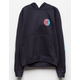 SANTA CRUZ Strip Fade Girls Hoodie
