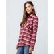 BURTON Grace Rose Womens Flannel Shirt