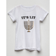 SUB_URBAN RIOT It's Lit Girls Tee