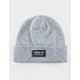 ADIDAS Originals Ribbed Heather Gray Womens Beanie