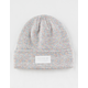 ADIDAS Originals Ribbed White Womens Beanie