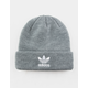 ADIDAS Originals Trefoil Heather Gray Womens Beanie