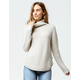 RVCA Jinx Oatmeal Womens Sweater
