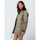 VANS Boom Boom Long Reversible MTE Dusty Olive Womens Jacket