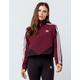ADIDAS CLRDO Maroon Womens Crop Sweatshirt