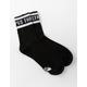 ADIDAS Originals 3 Stripe Fold Womens Mid Crew Socks