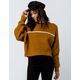 RVCA Jammer Womens Crop Sweater