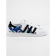 ADIDAS Floral Superstar Womens Shoes
