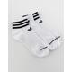 ADIDAS 3 Pack Originals Shortie Womens Ankle Socks
