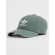 ADIDAS Originals Relaxed Green Womens Strapback Hat