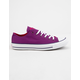 CONVERSE Chuck Taylor All Star OX Purple Low Top Shoes