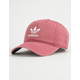 ADIDAS Originals Relaxed Trace Maroon & White Womens Strapback Hat